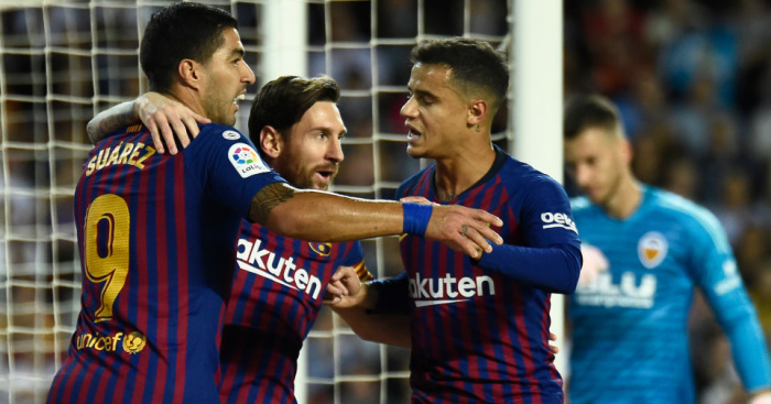 Messi news gives Barcelona huge lift ahead of El Clasico