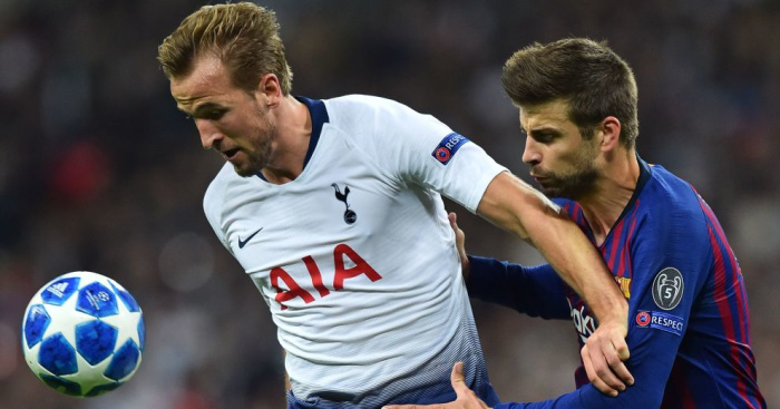 Pochettino signals Spurs intent ahead of Barcelona clash