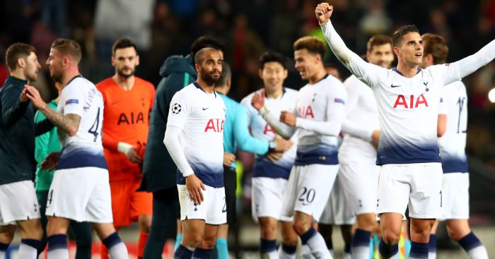 Pochettino names biggest reward for Spurs after qualification