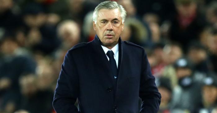Ancelotti responds to claims Everton want ex-Liverpool midfielder - team talk
