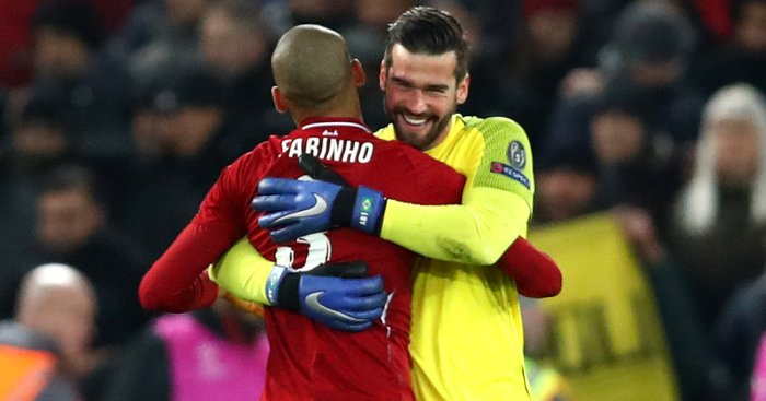 GettyImages.1071857314 - Fabinho reveals how teammate convinced him to sign for Liverpool