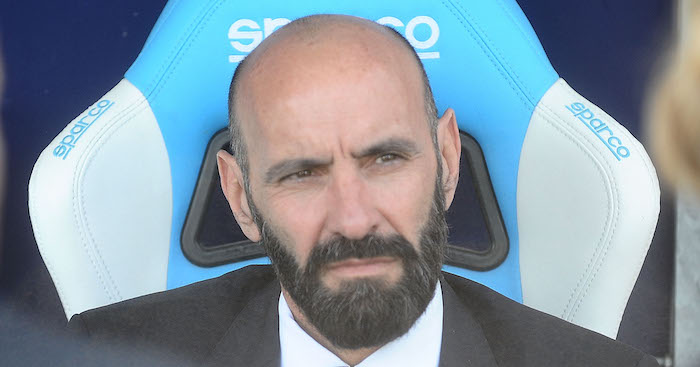 during the serie A match between Spal and AS Roma at Stadio Paolo Mazza on April 21, 2018 in Ferrara, Italy.