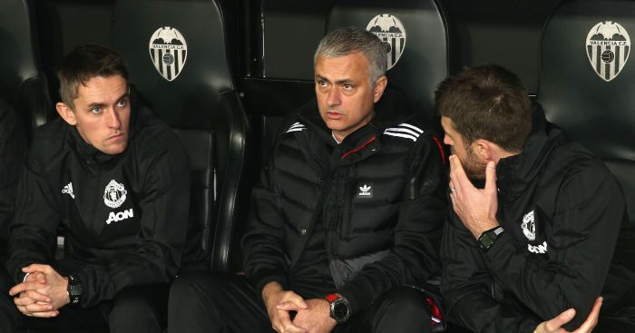 Cutting Mourinho asks for realism from fans as he destroys Man Utd stars