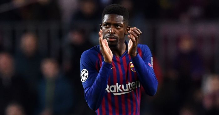 Ousmane.Dembele - Ter Stegen gives insight into Barcelona approach v Man Utd