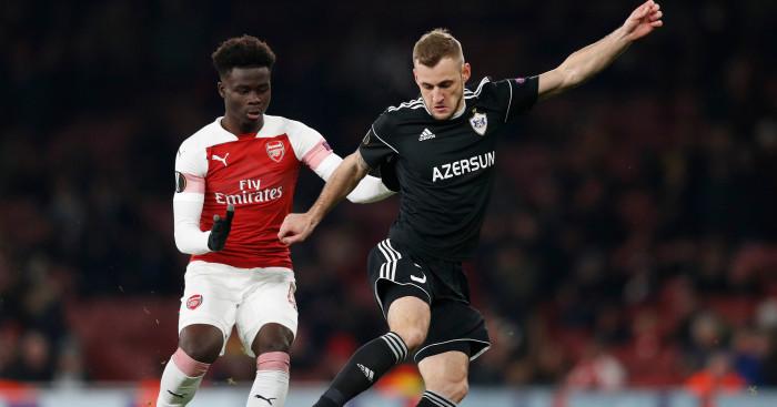 Arsenal v Qarabag TEAMtalk