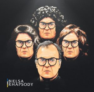 Gunning for No 1: Bielsa Rhapsody invades the Christmas charts