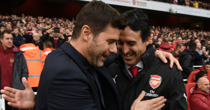 Pochettino in emotional response when asked about new Spurs stadium
