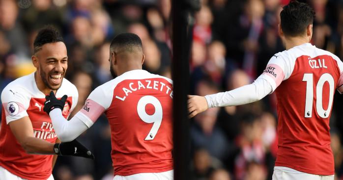 Arsenal v Burnley TEAMtalk