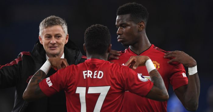 16617eb22 Giggs names 3 Man Utd stars to benefit most from Solskjaer appointment