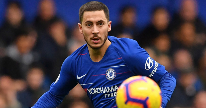 Eden Hazard deal to spark eight of football's biggest transfers – report