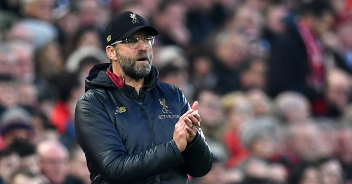 Liverpool boss Jurgen Klopp rubbishes talk of title advantage