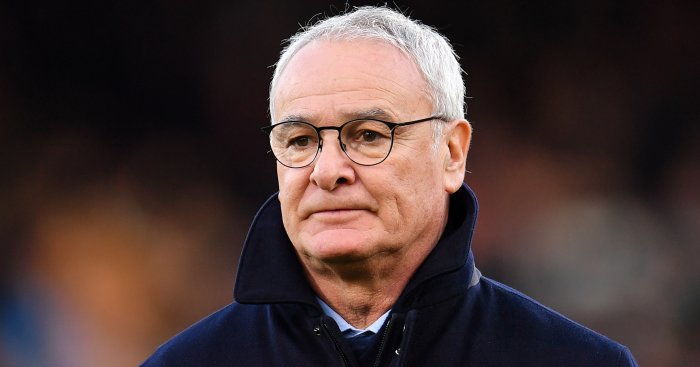 Claudio Ranieri TEAMtalk