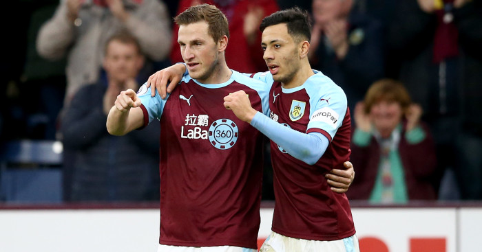 Chris Wood Dwight McNeil Burnley TEAMtalk - Paper Talk: Man Utd hold positive talks over shock £70m swoop for Ivorian star; Newcastle target £30m Burnley man