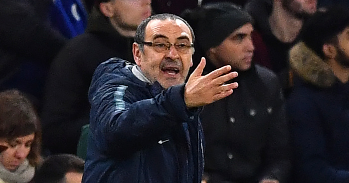 Sarri Chelsea TEAMtalk - Man Utd duo surplus to requirements; Klopp's style change splits fans