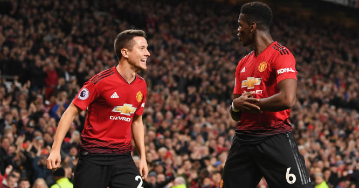 Ander.Herrera.Paul .Pogba1  - Klopp urged to move for cut-price playmaker; Higuain boom or bust
