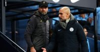 Jurgen Klopp; Pep Guardiola TEAMtalk