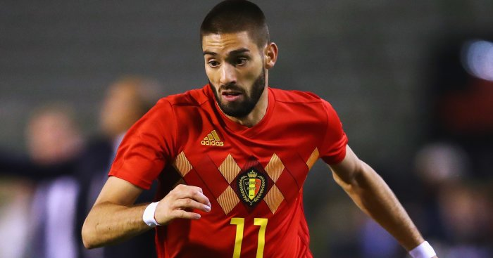Arsenal favourites to sign Yannick Carrasco from Dalian Yifang