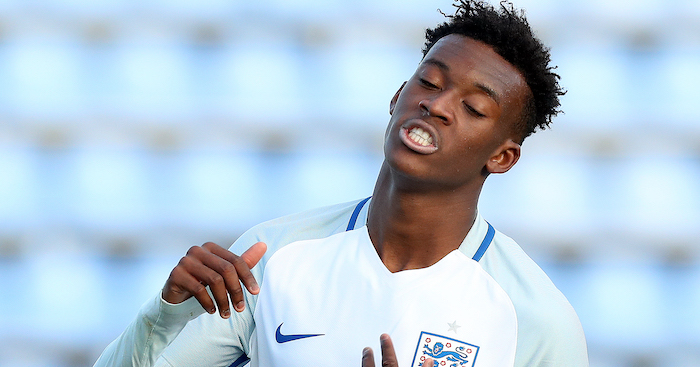 Maiden England call-up for young Chelsea attacker as Man Utd star pulls out