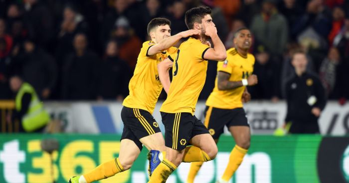No hint from Wolves star he's heading to Liverpool, Man Utd