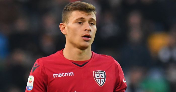 Nicol..Barella - Arsenal scout €40m Perisic alternative wanted by Liverpool