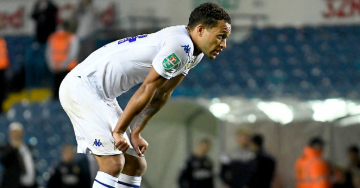 Lewis Baker explains why he had to end Leeds loan to join Reading