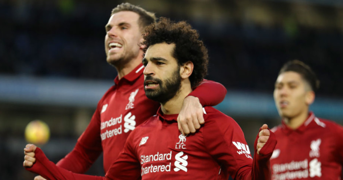Mohamed.Salah .Jordan.Henderson 11 - Liverpool 'amazed' by Jota as unfiltered Klopp, Lijnders touchline chat about new boy emerges