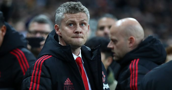 Ole.Gunnar.Solskjaer2 - Scholes: Man Utd could not take any more Mourinho bull****