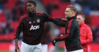 Paul Pogba; Luke Shaw TEAMtalk
