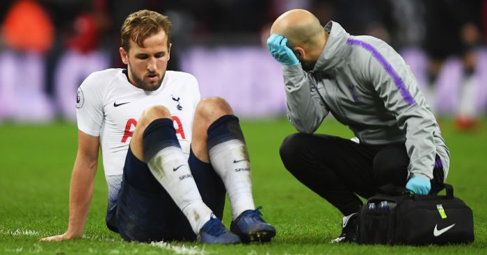 Harry.Kane2  - Pochettino rules out solving crisis by signing striker training with Man Utd