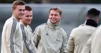Frenkie de Jong TEAMtalk