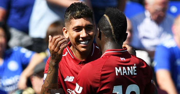 Sadio.Mane .Roberto.Firmino1 - Euro Paper Talk: Real use South American as bargaining chip in Spurs swap; Man Utd strike deal with Juventus