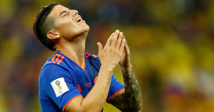 James.Rodriguez11 - Euro Paper Talk: Man Utd switch right-back targets as Euro giants put star for sale at €50m; shock new leader for De Ligt