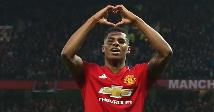 Marcus Rashford Manchester United1 - The trio that don't fit Ole's new Man Utd; Liverpool fans excited