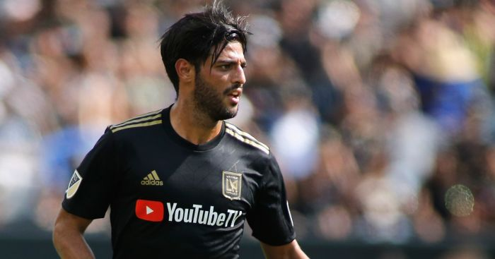 Carlos.Vela  - Euro Paper Talk: AC Milan in talks to land Man Utd, Liverpool attacking target