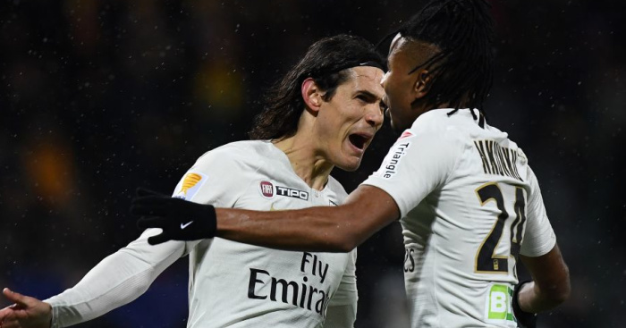 Huge Cavani blow as PSG confirm injury ahead of Man Utd tie