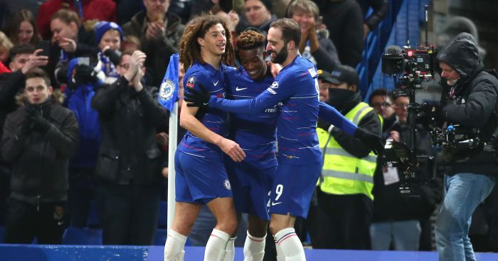 GettyImages.1090298518 - Sarri admits he's a dreamer as he responds to Chelsea sack talk