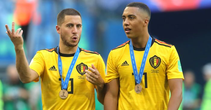 Youri.Tielemans - Tottenham want loan move for £20m star chased by Leicester