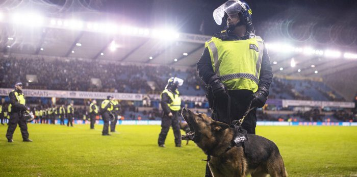 Police Millwall TEAMtalk