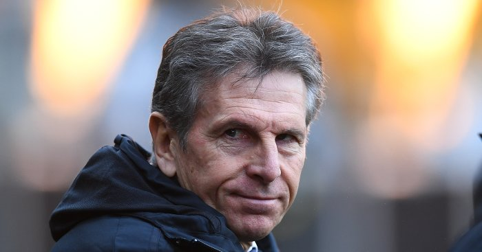 Claude Puel's technique