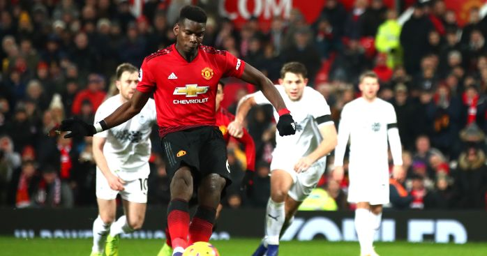 Paul.Pogba2  - The trio that don't fit Ole's new Man Utd; Liverpool fans excited