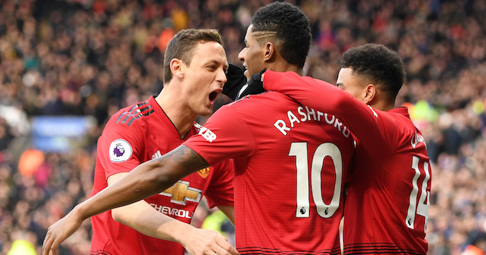 GettyImages 1093361664 - Latest Man Utd display more like watching Mourinho than Solsjkaer
