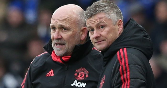 Solskjaer happy as Man Utd's coaching set-up becomes clearer