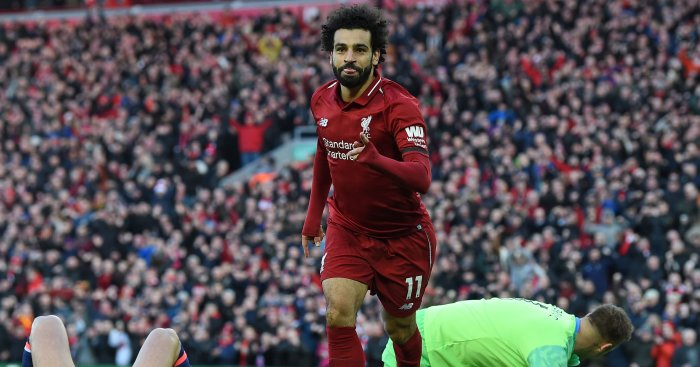 Brilliant team goal lights up Anfield as Liverpool charge back to summit