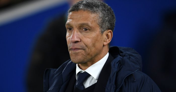 Chris Hughton TEAMtalk