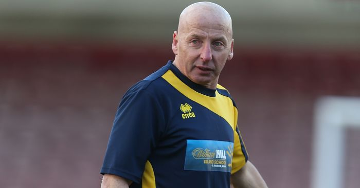 Mickey Thomas TEAMtalk
