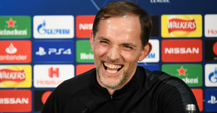 Thomas.Tuchel.PSG1  - Man Utd, Tuchel hold telling mutual desire, as report touts Solskjaer plan