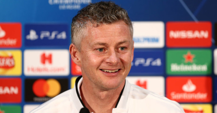 Ole.Gunnar.Solskjaer 31 - Solskjaer agrees generous deal as Man Utd tease announcement