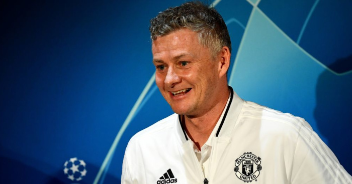 Ole.Gunnar.Solskjaer.CL .press1  - Gary Neville makes U-turn over next Man Utd manager