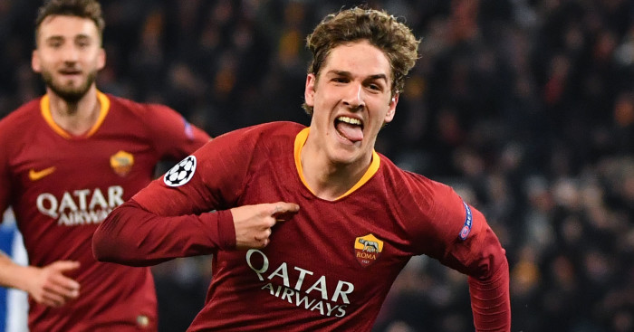Nicolo Zaniolo Roma TEAMtalk - Euro Paper Talk: Real Madrid ready huge opening bid for Liverpool star; Tottenham identify Lloris replacement