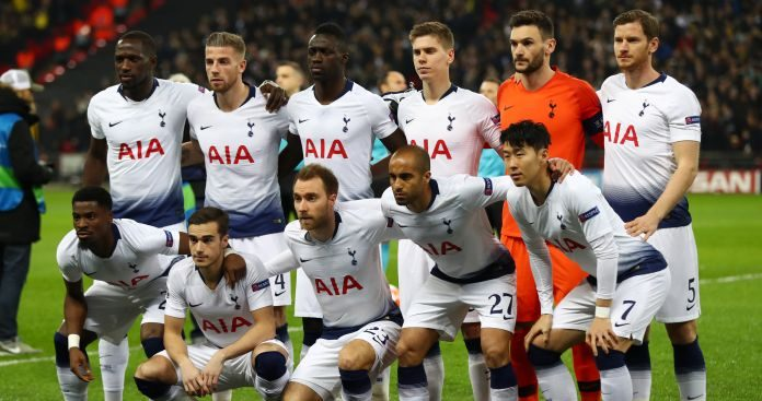 Tottenham v Dortmund TEAMtalk